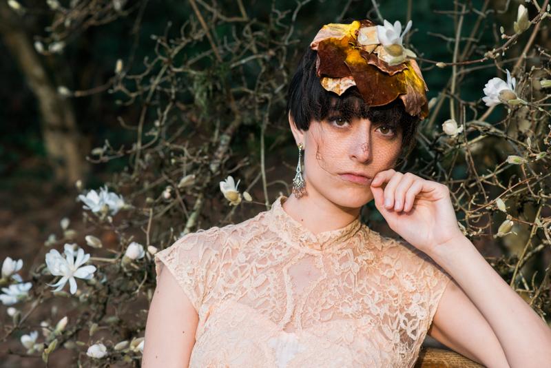 Oregon Magnolia Secret Garden Bridal - Lauryn Kay Photography (11)