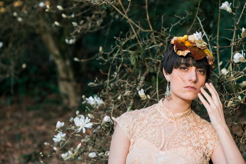 Oregon Magnolia Secret Garden Bridal - Lauryn Kay Photography (12)