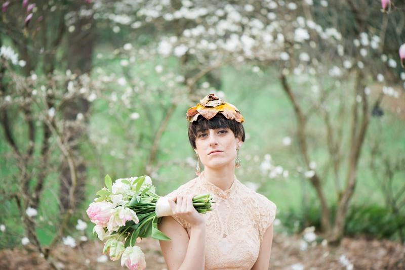 Oregon Magnolia Secret Garden Bridal - Lauryn Kay Photography (24)