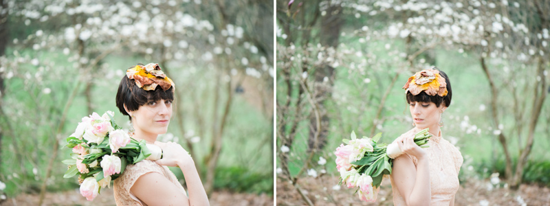 Oregon Magnolia Secret Garden Bridal - Lauryn Kay Photography (48)