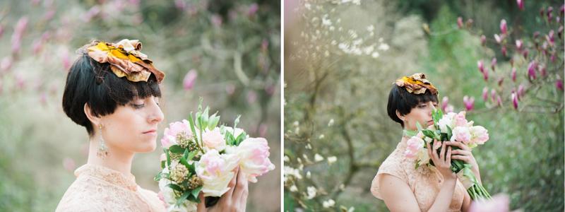 Oregon Magnolia Secret Garden Bridal - Lauryn Kay Photography (49)