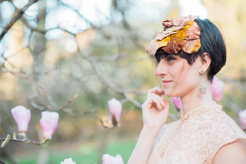 Oregon Magnolia Secret Garden Bridal - Lauryn Kay Photography (5)