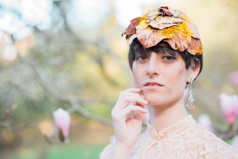 Oregon Magnolia Secret Garden Bridal - Lauryn Kay Photography (6)