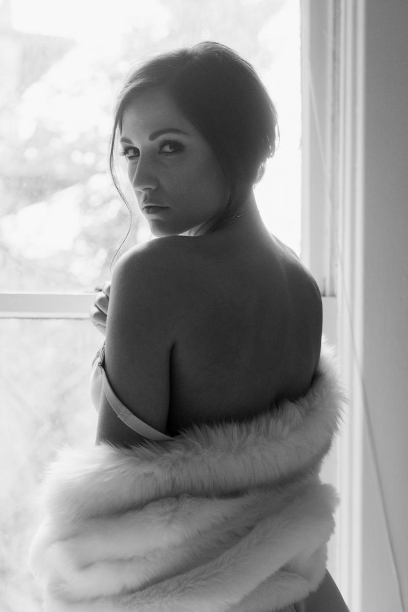 Portland Oregon Boudoir Photography Bridal