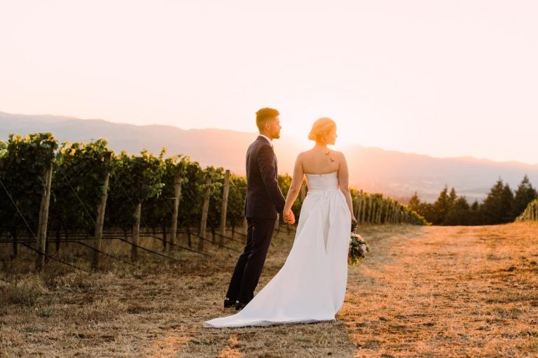 Portland Oregon Wedding Photography Oregon Wine Country Vista Hills