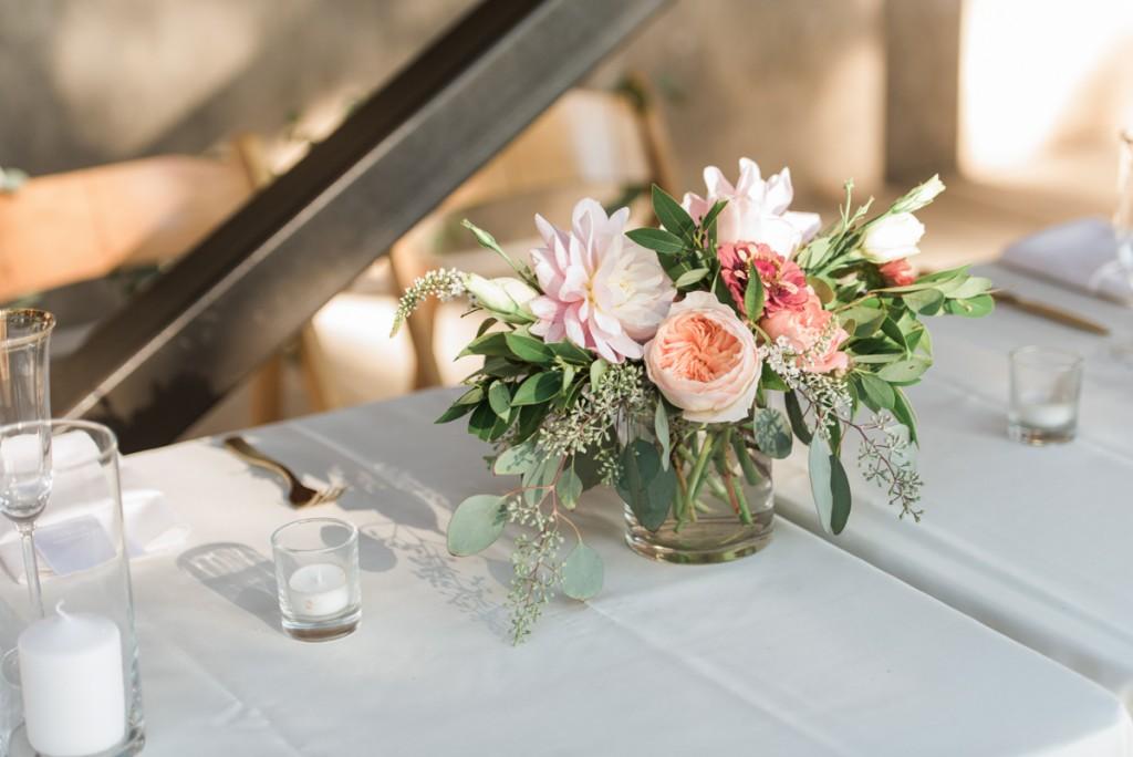 Vista Hills Vineyard Wedding. Flowers by Swoon Floral Design!