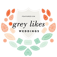 featured photographer grey likes weddings portland lauryn kay photography