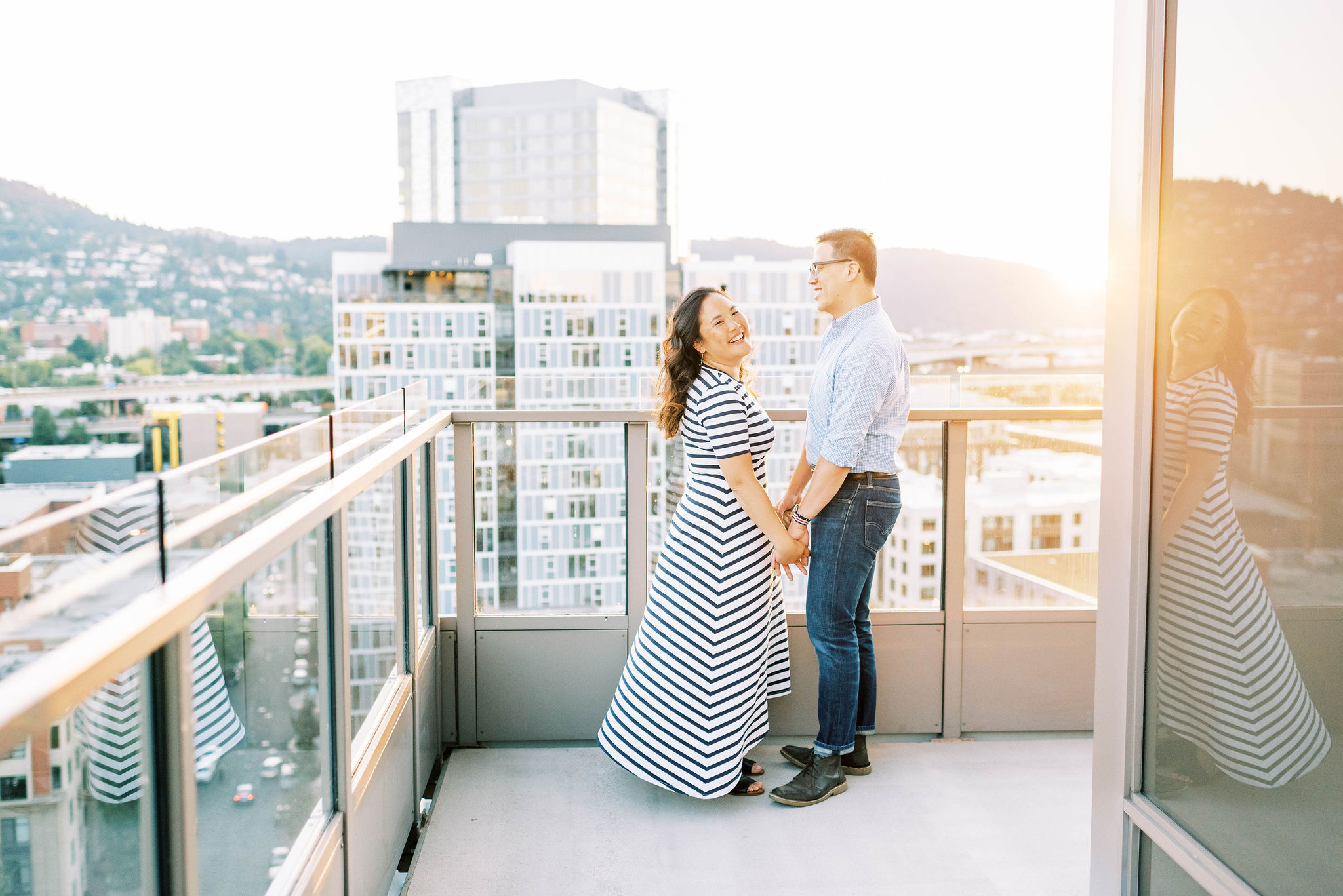 Portland_Rooftop_Engagement_Session(1of2)